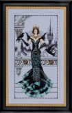 The Raven Queen from Mirabilia Designs