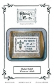 My Spirits Lift Whenever I Stitch ~ Milady's Needle ~ 2 only ~ Save 50%!