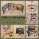 Mystery Sewing Box from MTV Designs