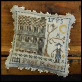 Paul Revere ~ #6 in the Early Americans Series from Little House Needleworks