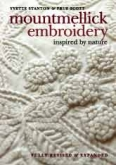 Mountmellick Embroidery inspired by nature by Yvette Stanton & Prue Scott ~ 2 only ~ Save 25%!