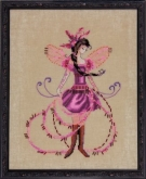 The Blossom Collector ~ The Black Forest Pixie Collection from Nora Corbett Designs
