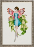 Bells of Ireland ~ The Pixie Blossom Collection from Nora Corbett Designs