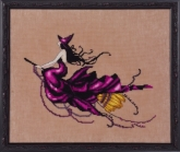 Eva ~ Bewitching Pixies Series from Nora Corbett Designs