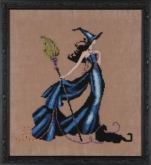 Gigi ~ Bewitching Pixies Series from Nora Corbett Designs