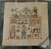 House of Stitching from NikysCreations