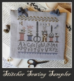 Stitcher Sewing Sampler from Nikyscreations ~ Nashville 2018 ~ 1 only!