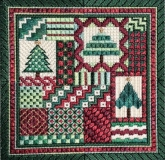 Holiday Delights ~ Christmas from Needle Delights Originals