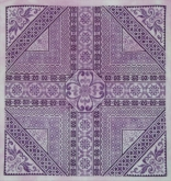 Shades of Purple from Northern Expressions Needlework