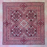 Shades of Rose from Northern Expressions Needlework