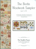 The Berlin Woolwork Sampler ~ 9 part series ~ from the Needle's Prayse ~ temporarily out of stock