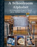 A Schoolroom Alphabet book from Needlework Press