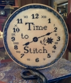 Time to Stitch from Needlework Press