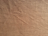32 count North Beach Brown hand dyed linen by Dames of the Needle