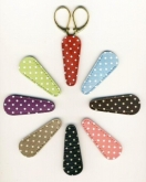 Polka Dot Scissor Sheaths ~ click here for colors