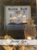 Boston Light from The Primitive Hare
