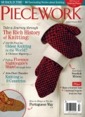 Piecework Magazine January/February 2017 ~ 6 only!