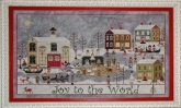 A Churchyard Christmas from Praiseworthy Stitches
