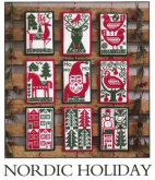 Nordic Holiday from the Prairie Schooler