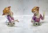 Patrizia ~ Porcelain Half Doll for design from Giulia Punti Antichi / GPA