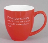 Pro-cross-tin-ate Mug ~ Parcel mail only due to dimensions