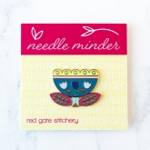 Tulip Needle Minder from Red Gate Stitchery