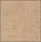 36 count Espresso hand dyed linen from R & R Reproductions