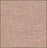 32 count Irish Creme hand dyed linen from R & R Reproductions