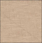 36 count Ligonier Latte hand dyed linen from R & R Reproductions
