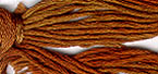 Roasted Chestnut ~ 155 ~ Hand dyed cotton floss from Classic Colorworks ~ 5 yard skein