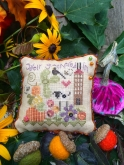 Safely Gathered Pin Cushion kit from Shepherd's Bush