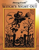 Witch's Night Out from Stoney Creek Collection