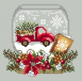 Truck Snow Globe from Shannon Christine Designs