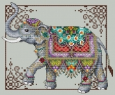 Jeweled Elephant from Shannon Christine Designs