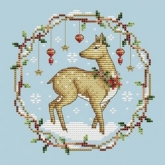 Woodland Deer from Shannon Christine Designs