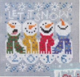 Let it Snow from Silver Creek Samplers