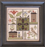 Center Point Sampler from the Scarlett House