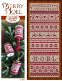 Merry Noel from Sue Hillis Designs ~ Nashville 2018