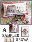 A Sampler Grows from the Scarlett House