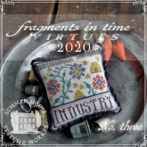 Chart #3 ~ 2020 Fragments in Time Series ~ Summer House Stitche Workes