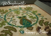 Sophia ~ Baltimore Brides series from Summer House Stitche Workes