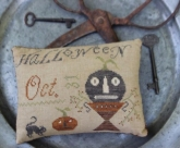 Halloween Pinkeep from Stacy Nash Primitives