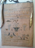Sarah Liddle Sampler Bag from Stacy Nash Primitives