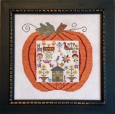 Great Pumpkin ~ Mennonite from Samplers Revisited