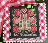 Be My Valentine from Stitching With the Housewives ~ Available Soon!