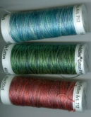 Sulky Solid & Blendables Cotton Thread ~ Petites