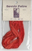 Savoir Faire ~ 4.5 mm hand dyed silk Ribbon from the Thread Gatherer