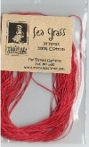 Sea Grass hand dyed thread from the Thread Gatherer