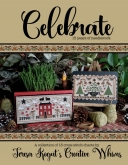 Celebrate ~ Cross Stitch book from Teresa Kogut ~ Nashville 2020!