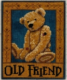Old Friend ~ Cross Stitch from Teresa Kogut